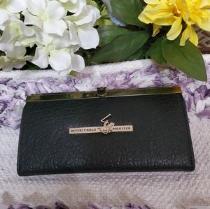 Vintage Beverly Hills Polo Club Wallet